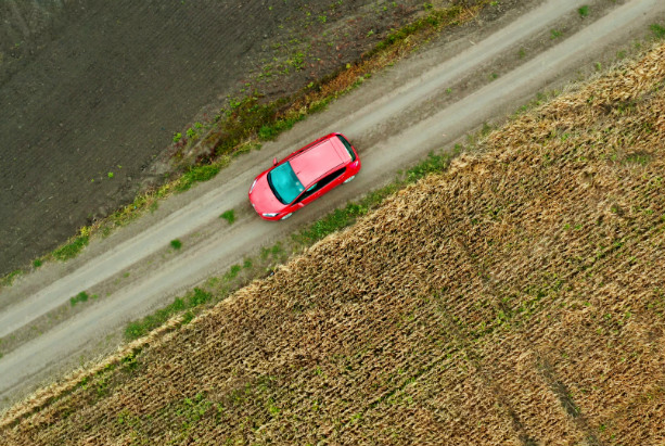 Transports, ruralité, voiture